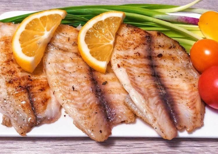 Вкусно из рыбы