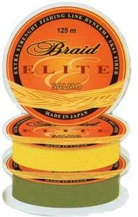 Обзор лесок ELITE BRAID, DIAMOND BRAID, TUF-LINE DURACAST, TUF-LINE XP