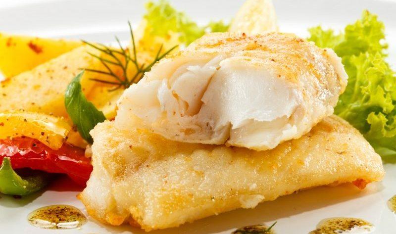 Рыбные блюда, блюда с рыбой