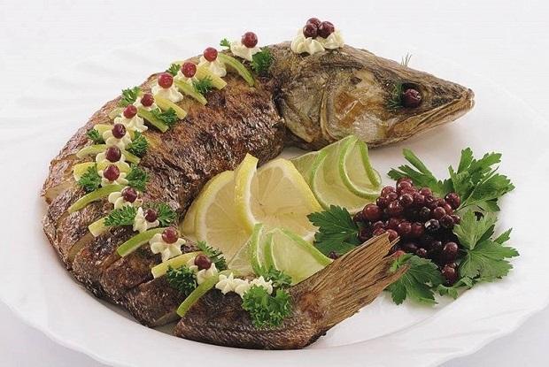Блюда из судака